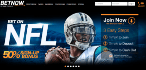BetNow NFL Betting Website