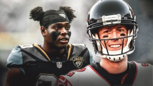 Jalen Ramsey Matt Ryan