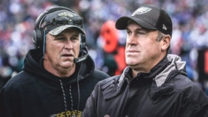 Doug Marrone Doug Pederson Eagles Jaguars