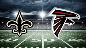 Saints Falcons NFL Betting Week 3