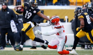Steelers Vs Browns Week 1 NFL Betting