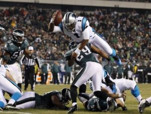 Panthers Vs Eagles NFL Wagering On NFL Week 7