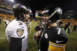 Ravens Steelers Week 9 Betting Odds