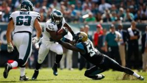 Week 8 Jaguars Vs Eagles