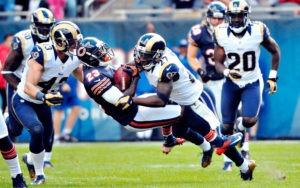 Bears Vs Rams NFL Playoff Odds
