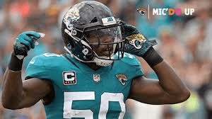 Jacksonville Jaguars Telvin Smith