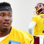 Joe Theismann Dwayne Haskins