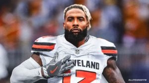 Odell Beckham Cleveland Browns Giants