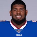 Ed Oliver Buffalo Bills