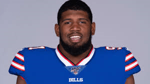 Ed Oliver Buffalo Bills