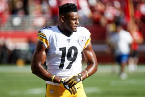 JuJu Smith Schuster Contract